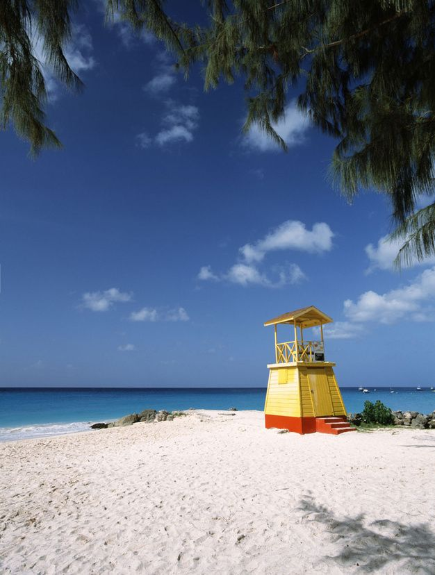 20 plages de reve autour du monde barbade