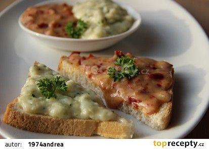 Domácí tavený sýr recept - TopRecepty.cz