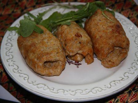 Куриный кебаб (Сhicken Sheek Kabab)