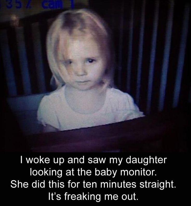 Let's Be Honest, Kids Are Creepy – 18 Pics