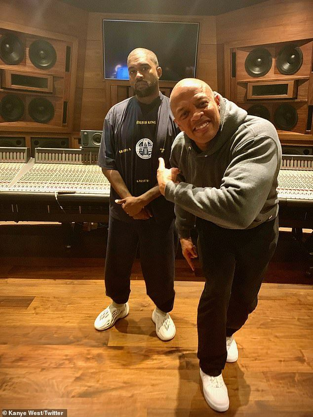 Kanye West Announces Album With Dr Dre Ahead Of Nebuchadnezzar Opera Kanye West Kanye Kanye West Twitter