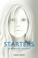 Starters - Lissa Price. Great book and Lissa is really nice. She replies to you on twitter!
