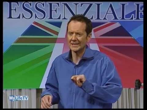 John Peter Sloan - Lezione 4 - Essential English - YouTube