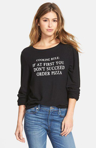 Check out my latest find from Nordstrom: http://shop.nordstrom.com/S/4043290  Wildfox Wildfox 'If At First You Don't Succeed' Long Sleeve Pullover (Nordstrom Exclusive)  - Sent from the Nordstrom app on my iPhone (Get it free on the App Store at http://itunes.apple.com/us/app/nordstrom/id474349412?ls=1&mt=8)