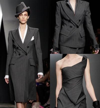 Donna Karan, El estilo Masculino esta a primera mano en esta coleccion