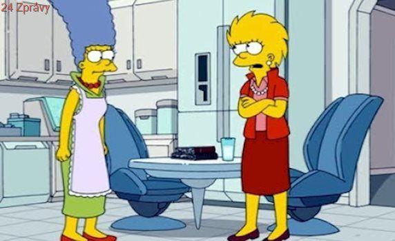 Simpsonovi cz nová série Vzhůru na Mars [2/2]