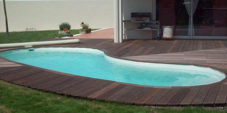 De 20 b sta id erna om piscine coque polyester p for Installateur de piscine