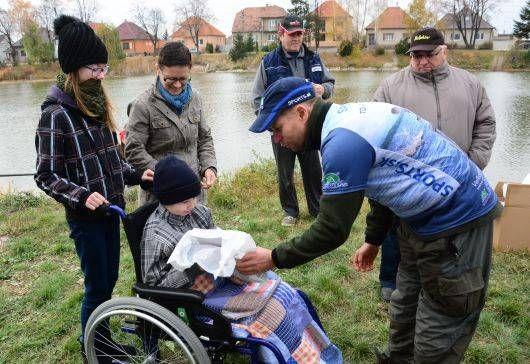 Podporme Matúška v boji so zákernou chorobou