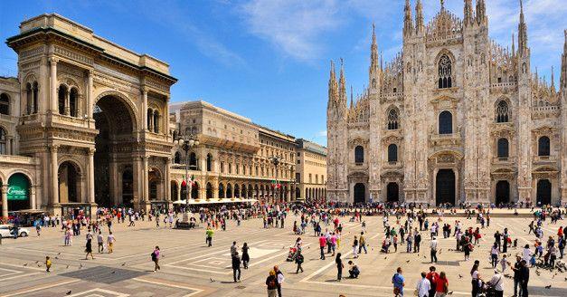 149€   -44%   #Mailand - 3 Tage in Italiens #Shoppingmetropole inkl. #Flug