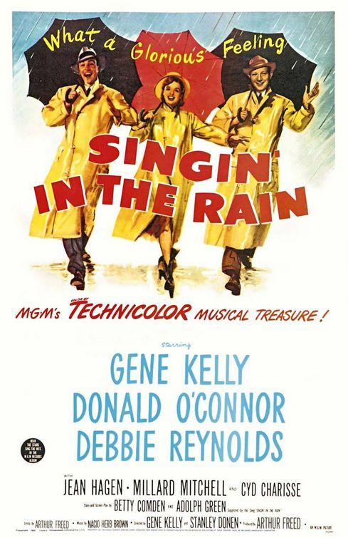 Singing in the Rain #MovieTavern