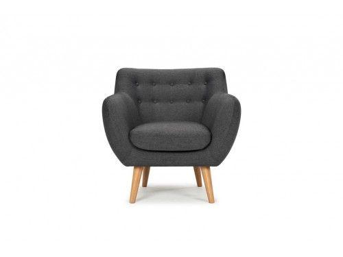 Anne, chair, Stella Stone, Oak legs