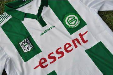 FC Groningen 2014/15 Masita Home Jersey