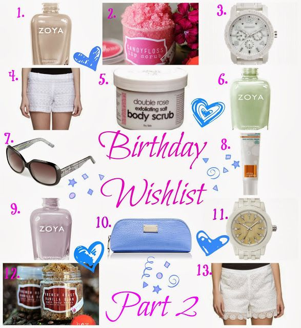 17 Best images about My wish list on Pinterest | Birthday wishes ...