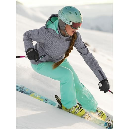 If only I was a ski bunny.... Printed Sun Valley Ski Jacket | Athleta