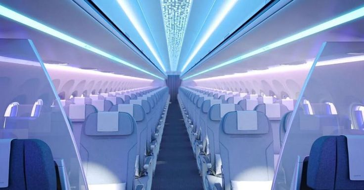 Coming up in 2020, the #AirspaceByAirbus cabin for the #A320 Family will offer passengers superior comfort levels with even more personal space, including the largest overhead stowage on the market. Discover you space: http://airspace.airbus.com 💺✈️ #airbus #airbuslovers #plane #instaplane #travel #airtravel #paxex #fly #enjoyyourflight