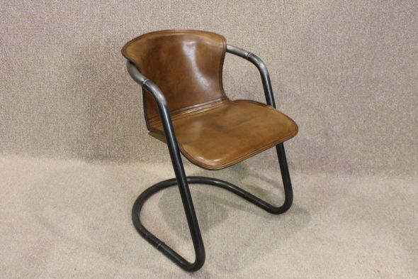 This Superb Quality Tan Buffalo Leather Dining Chair Is Just One Of Our  Unusual Designed Dining Chairs. A Wide Range Of Unique Style