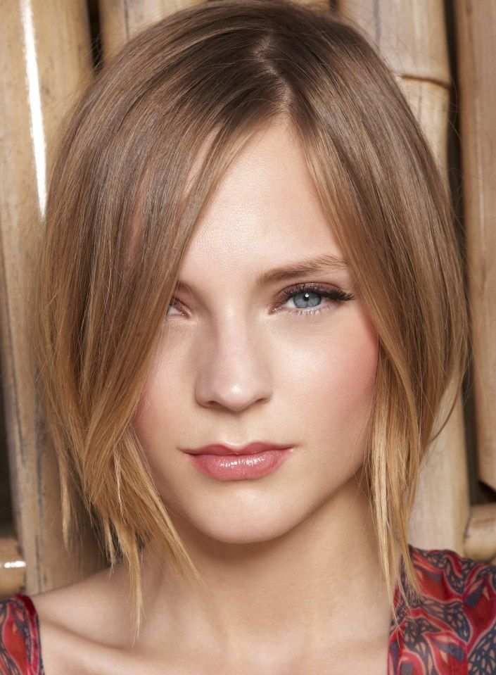 Hairstyles For Straight Thin Hair Mesmerizing 10 Best Medium Styles For Fine Thin Hair Images On Pinterest  Hair