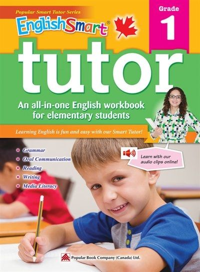 Englishsmart Tutor 1 A Grade 1 English Workbook With Corresponding