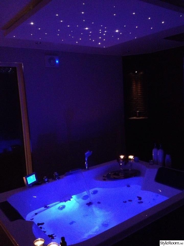 Spa Starry Light Bathroom Home Spa Room Dream House Decor Dream Rooms
