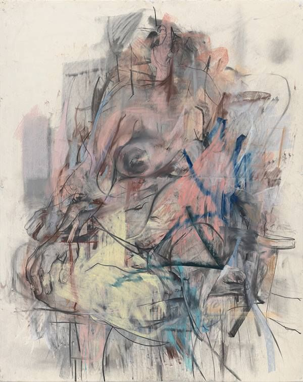 Exclusive Photo Feature: Jenny Saville Drawing At The Ashmolean MuseumJenny SavilleMore Pins Like This At FOSTERGINGER @ Pinterest