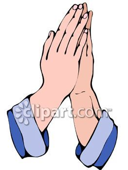 Clipart.com Closeup | Royalty-Free Image of hands,praying,religion