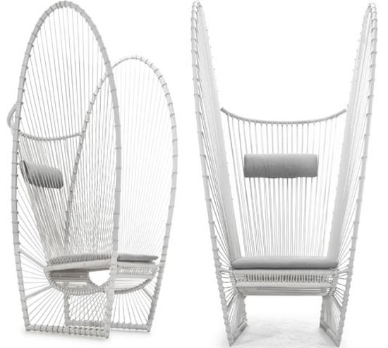 Modern Chair Collection By Kenneth Cobonpue