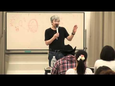 マンガ学科特別講義 日本大学芸術学部文芸学科の清水正教授を迎え藤子F不二雄のドラえもんの冒頭とつげ義春のチーコを批評する授業を行いました