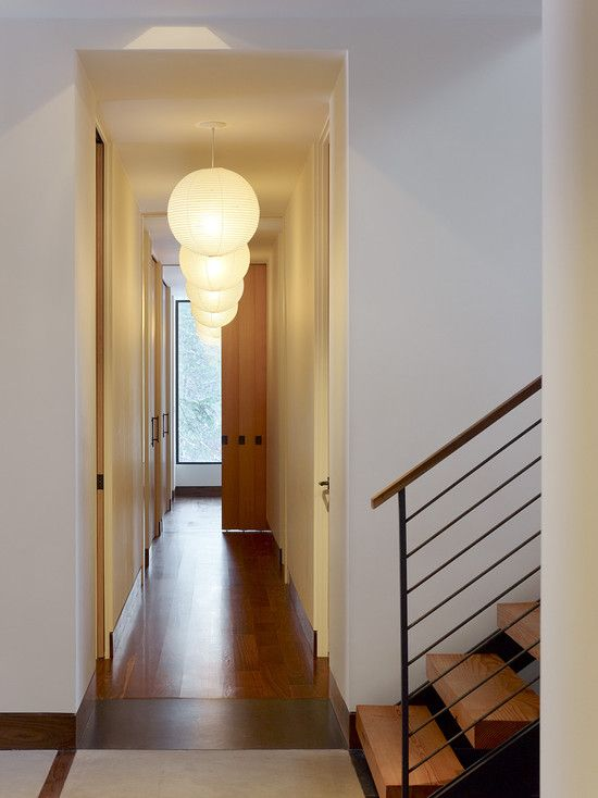 lighting for hallway. sugar bowl residence modern hall other metro john maniscalco architecture hallway lighting for