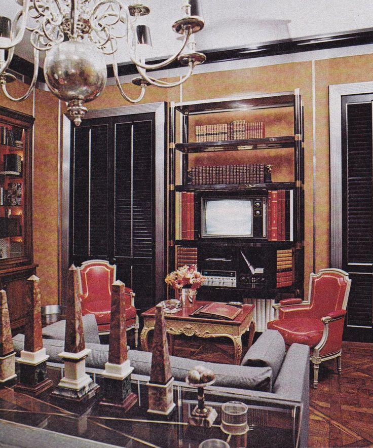 Big Money Homes Interior Design: 119 Best Images About David Hicks Interiors On Pinterest