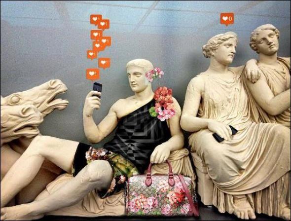 Το αίτημα της Gucci για επίδειξη μόδας στον Παρθενώνα - ΦΩΤΟ