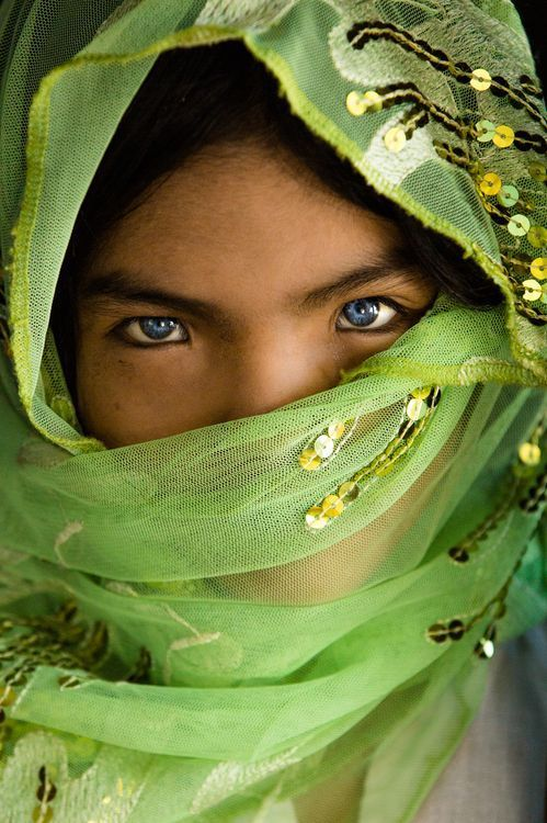 An Phuoc, blue-eyed Vietnamese Photo by Réhahn Croquevielle -- National Geographic Your Shot
