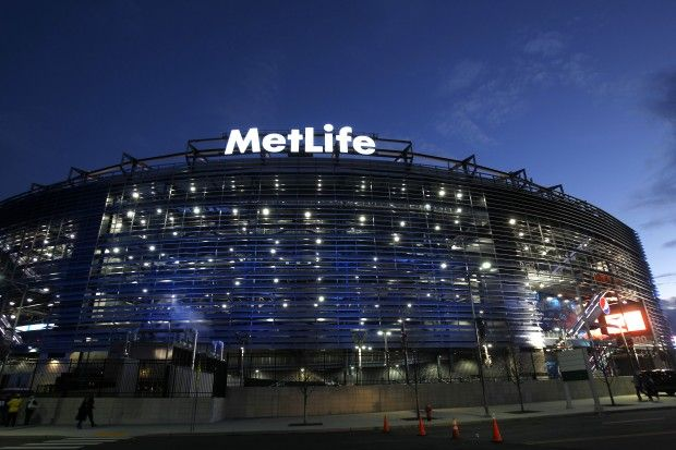 Metlife Stadium, East Rutherford, NJ ~ It will always be GIANTS STADIUM to me!