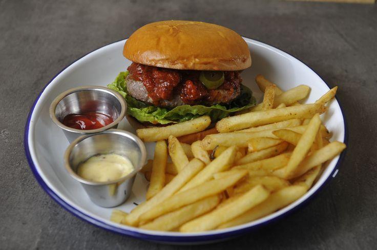 Otto's Burger - Auch erhältich bei VOLO