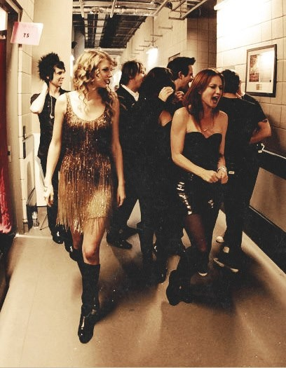 Speak Now Tour with the agency