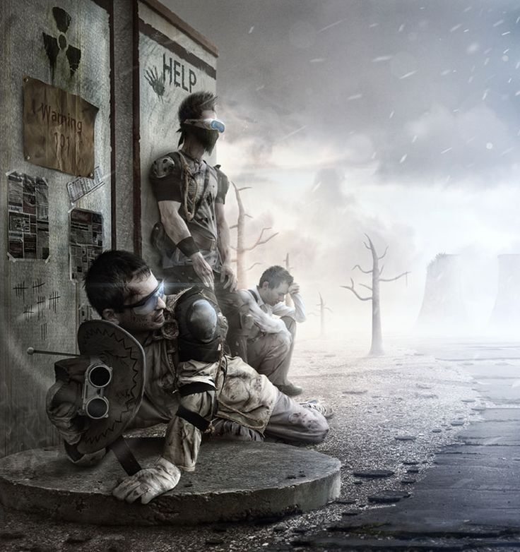 Nuclear winter  Peter Cacovsky