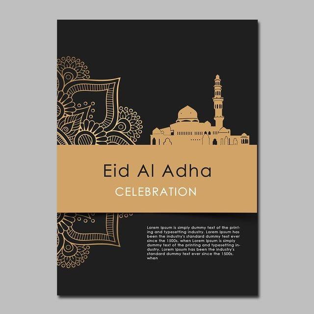 Eid Al Adha Poster 2 Eid Eid Al Adha Psd Poster Template