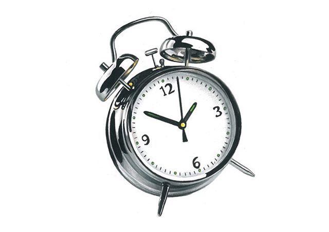 자명종시계