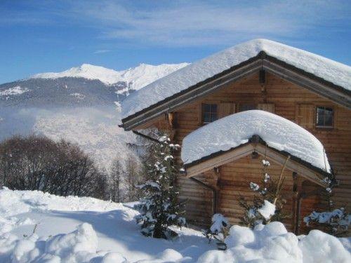 Kom genieten in chalet Dormez Bien in Zwitserland! Vakantiehuis Dormez Bien (Slaap Lekker) ligt midden in de Zwitserse Alpen in het dorp Les Collons en is het hele jaar beschikbaar voor vaka...