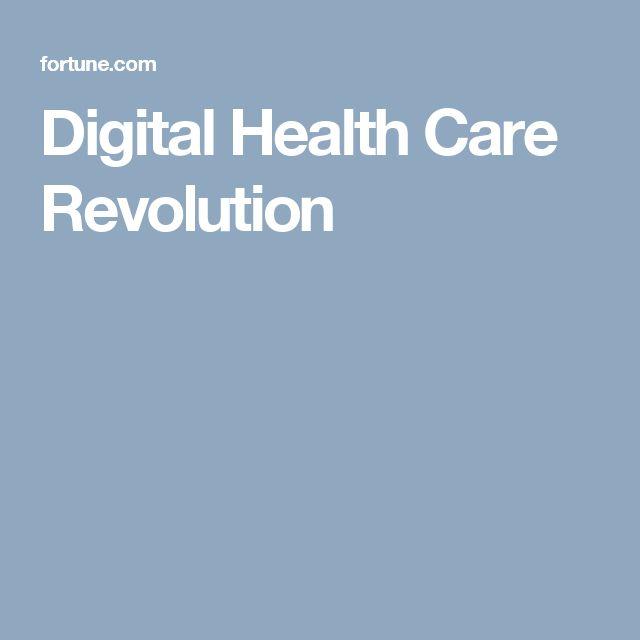 Digital Health Care Revolution