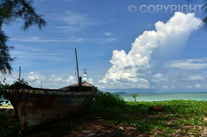 Marooned - White Sands Beach, Khao Lak