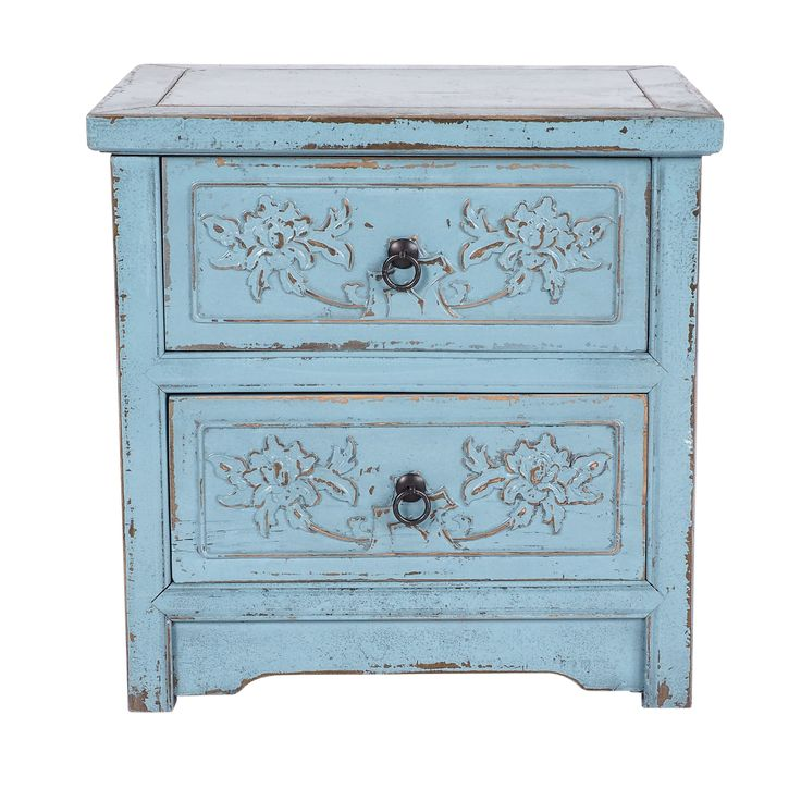Limited Edition Bettine 2 Drawer Side Table