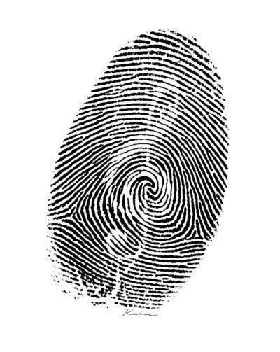 Musical thumbprint