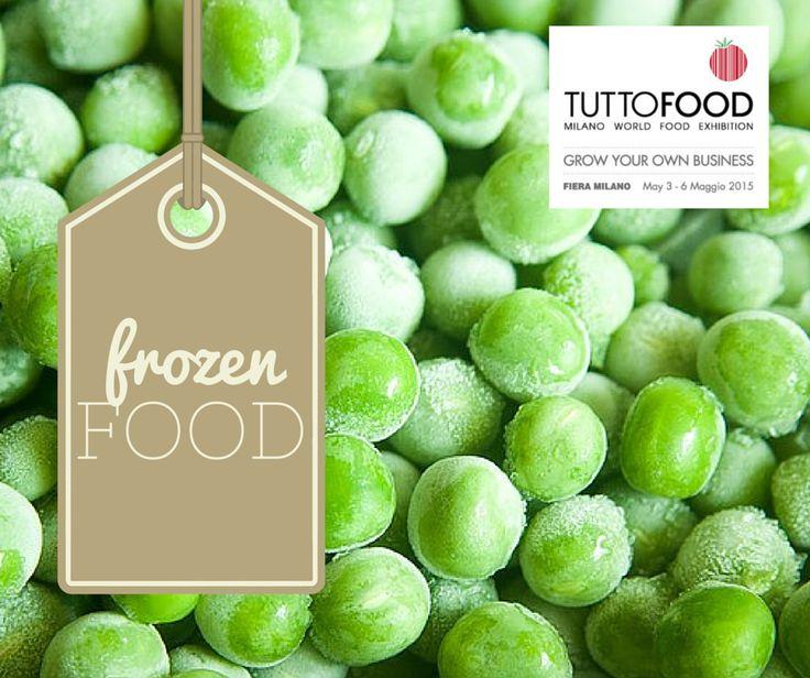 TUTTOFOOD 2015 - Pavilion FROZEN FOOD McCain, Fresystem, Surgital, Italpizza, Rispo, presenti tra le aziende del settore Surgelati