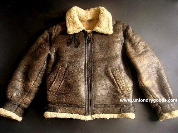 1000  ideas about B3 Bomber Jacket on Pinterest | Leather flight