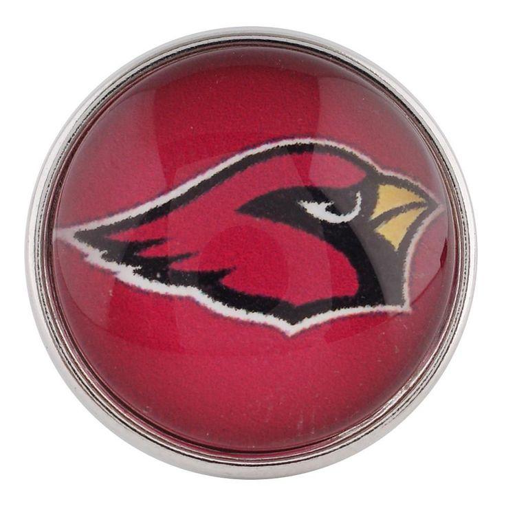 #37435 - Snap Jewelry - Snap - Arizona Cardinals