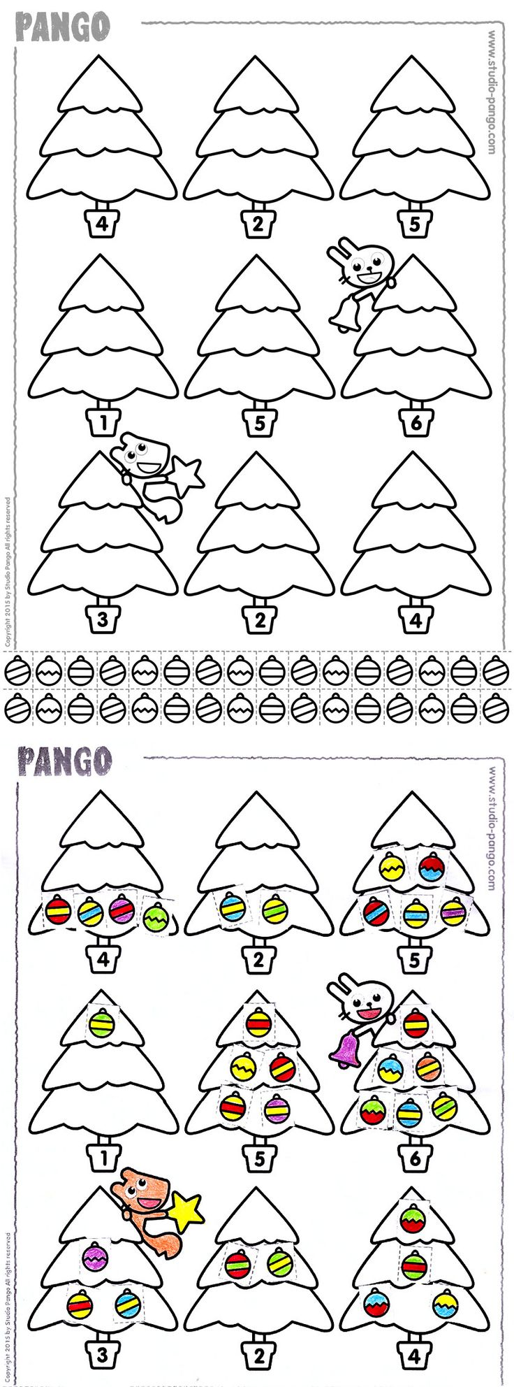 80 best Pango printable activities for kids images on Pinterest ...