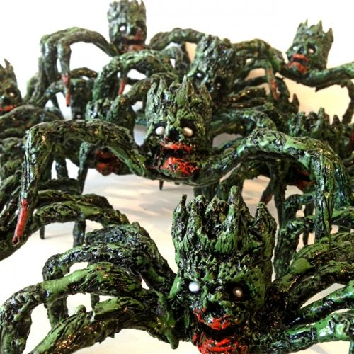 The Art of Skinner | Artwork | Cave Crawler