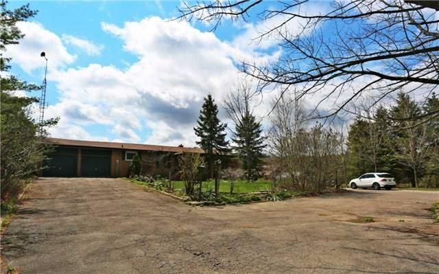 Rare Find Sunny Bungalow On A 10.55 Acres Ravine Lot With 450 Foot Frontage!!!
