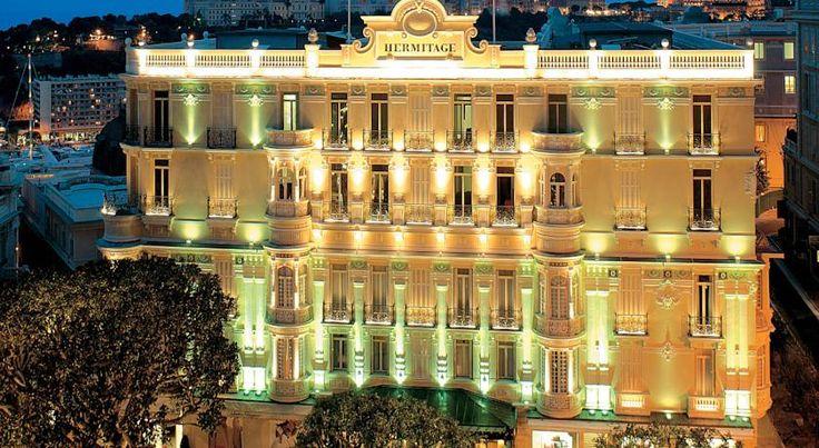 泊ってみたいホテル・HOTEL|モナコ>モンテ・カルロ>宮殿を利用したベル・エポックの内装の豪華なホテル>ホテル エルミタージュ(Hôtel Hermitage)  http://keymac.blogspot.com/2014/11/hotel-hotel-hermitage.html?spref=tw
