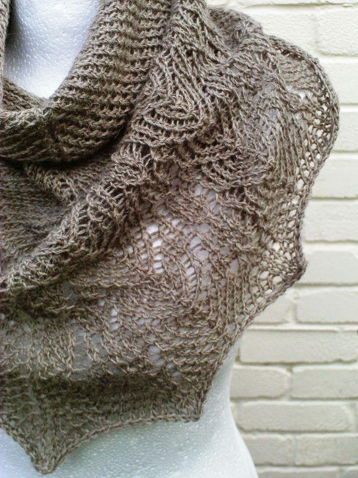 Free Shawl Knitting Patterns Image collections - handicraft ideas ...